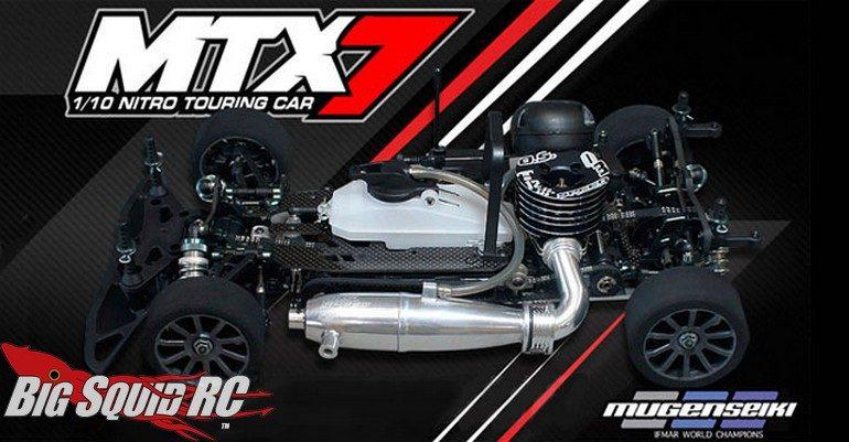 Mugen MTX7 1/10 On-Road Kit