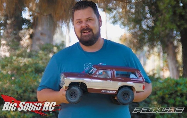 Pro-Line Dodge Ramcharger Video