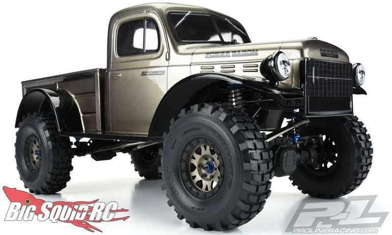 Pro-Line Grunt 1.9 G8 Scale Truck Tires