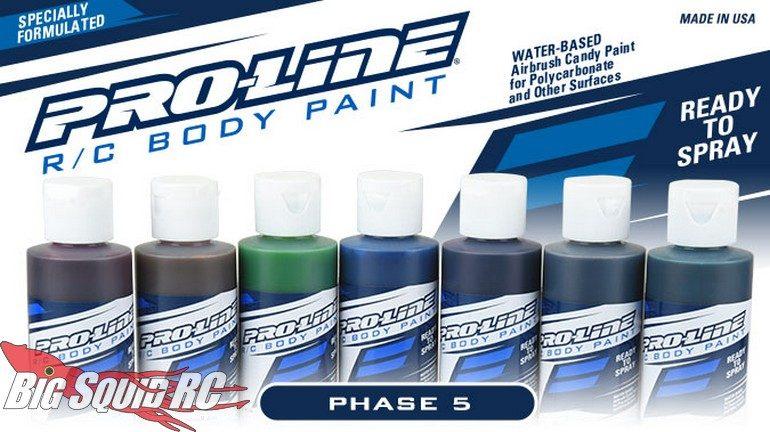Pro-Line RC Paint Phase 5
