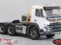 RC4WD 6x6 Nashorn Semi Truck FMX