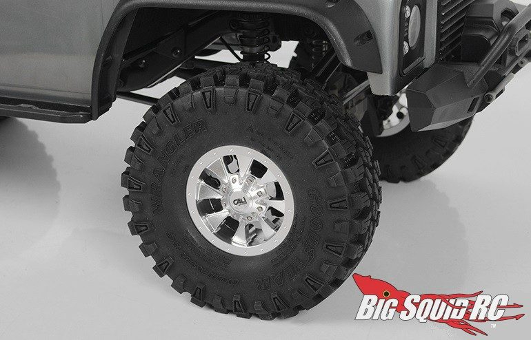 RC4WD Cali Off-Road Distorted 1.9 Wheels