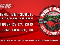 RC4WD West Coast Scale Challenge