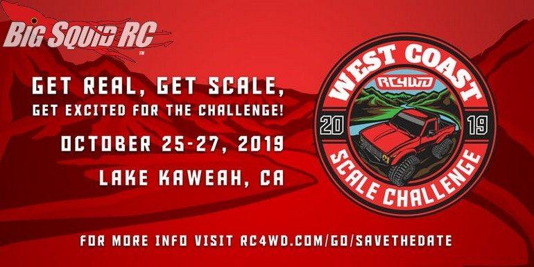 RC4WD West Coast Scale Challenge