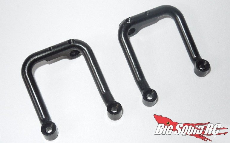 SSD RC Trail King Aluminum Wide Front Shock Hoops