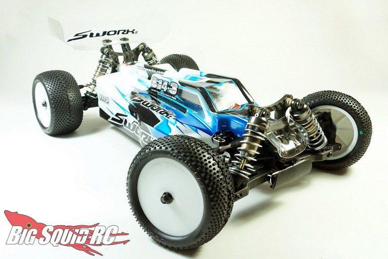 SWORKz S14-3 Buggy Kit