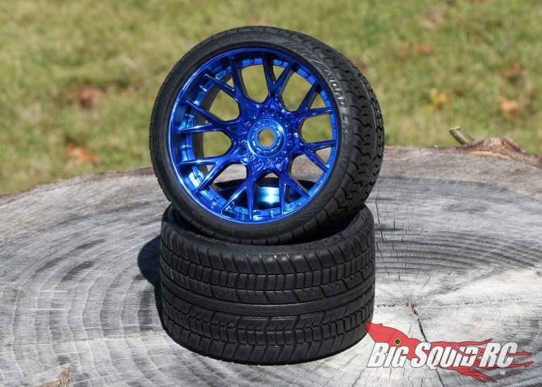 Sweep Racing 1/8 Road Crusher Belted Tire Review
