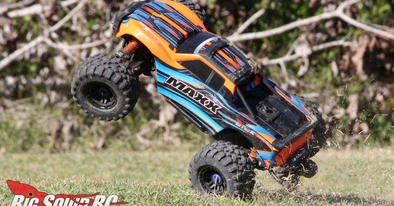 Traxxas Maxx Monster Truck Review