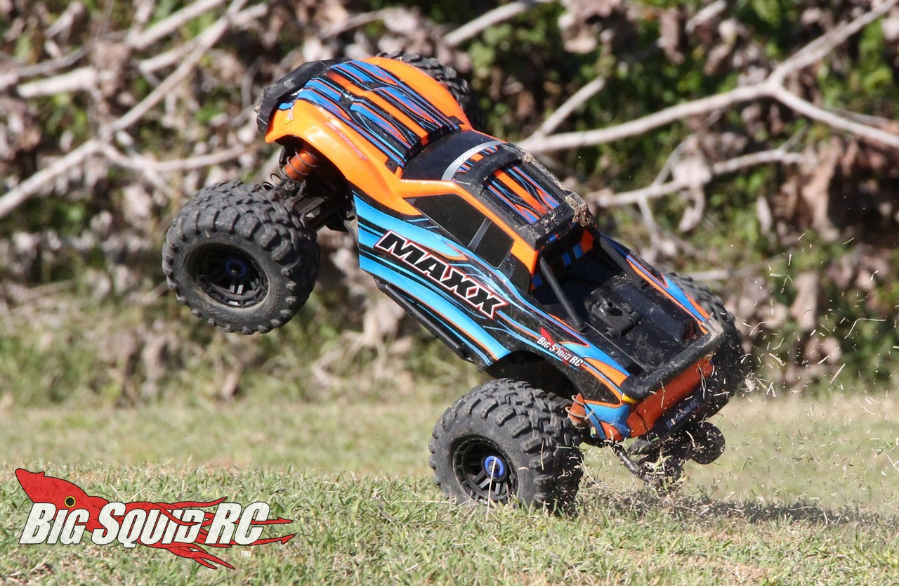 The Traxxas Maxx 1 10 Monster Truck Review Big Squid Rc Rc Car And Truck News Reviews Videos And More