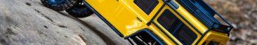 Traxxas TRX-4 Land Rover Defender Yellow