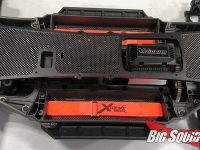 Xtreme Racing Top Plate & Tower Stiffener Traxxas X-Maxx