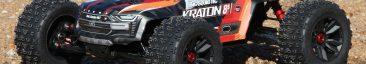 ARRMA 1/5 Kraton 8S RTR Review