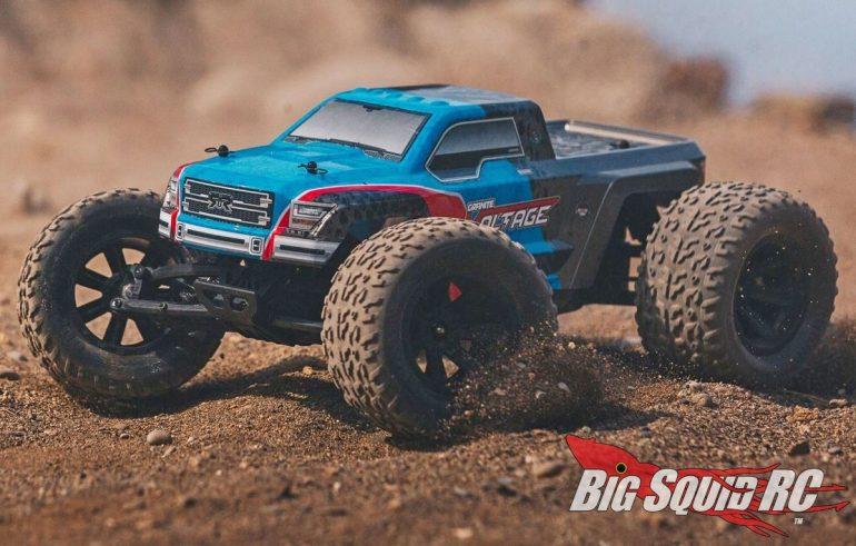 Granite Voltage 2WD Brushed Mega Monster Truck RTR Video