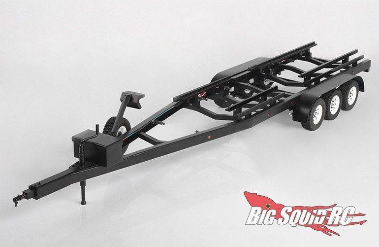 BigDog Tri Axle Widebody Scale Boat Trailer