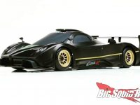 Carisma Racing CRF-GT Pagani Zonda R Kit