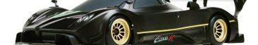 Carisma Racing CRF-GT Pagani Zonda R Kit