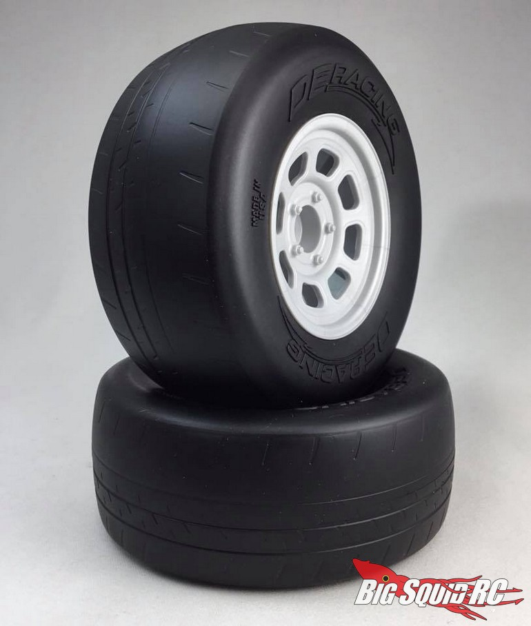De Racing Phenom Sc Race Tires 171 Big Squid Rc Rc Car And