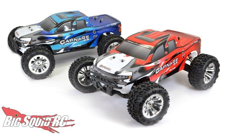 FTX Carnage 2.0 Monster Truck RTR