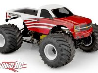 JConcepts 2005 Chevy 1500 Singe Cab Body
