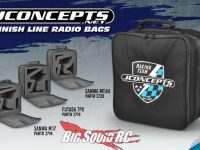 JConcepts Finish Line Radio Bags