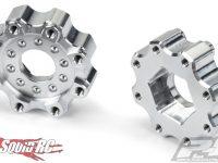 Pro-Line 8x32 17mm Aluminum Hex Adapters