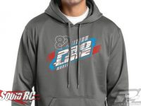 Pro-Line Energy Dark Smoke Gray Hoodie Sweatshirt