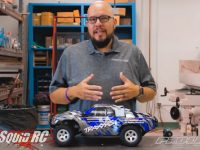 Pro-Line How To Traxxas Slash Drag Car Build