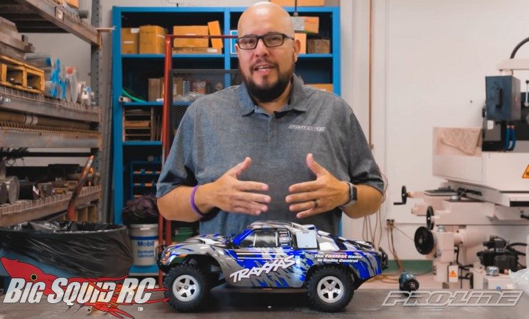 Pro-Line How To Traxxas Slash Drag Car Build