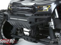 Pro-Line PRO-Armor Front Bumper 4 LED Light Bar X-MAXX