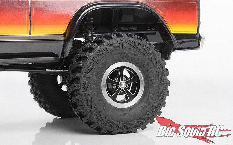 RC4WD Ridler 645 1.9 Aluminum Wheels