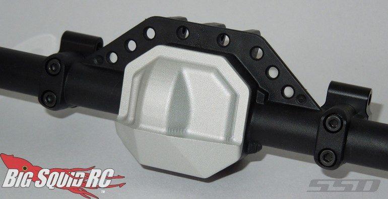 SSD RC Aluminum Diff Cover Enduro
