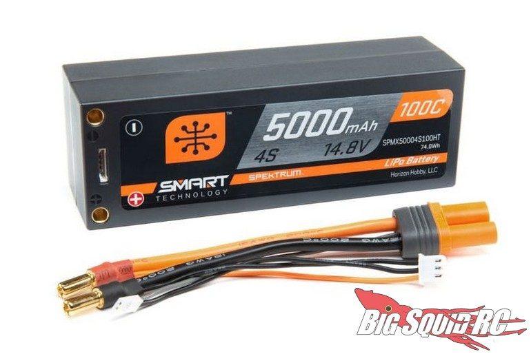 Spektrum RC 4S SMART LiPo Battery