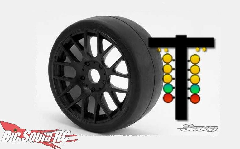 Sweep Racing GT2 Belted Drag Speed Run Tires
