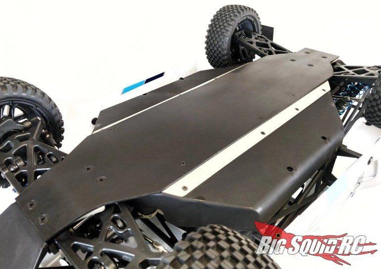 T-Bone Racing Full Chassis Skid Losi 5IVE-T