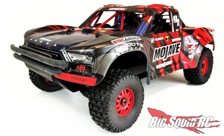 T-Bone Racing Bumpers ARRMA Mojave