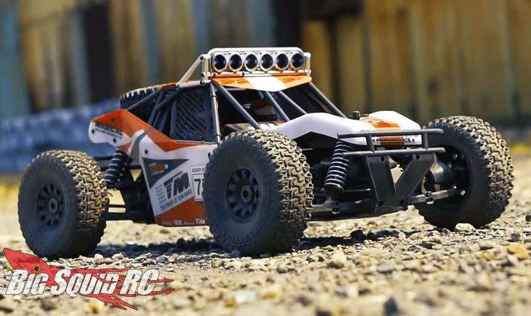Team Magic Seth Desert Buggy Video