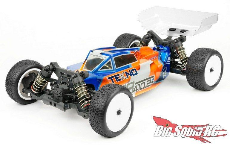 Tekno RC EB410.2 4WD Buggy Kit