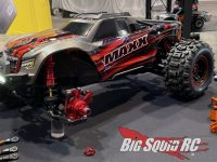 Traxxas Maxx Aluminum Upgrades Accessories
