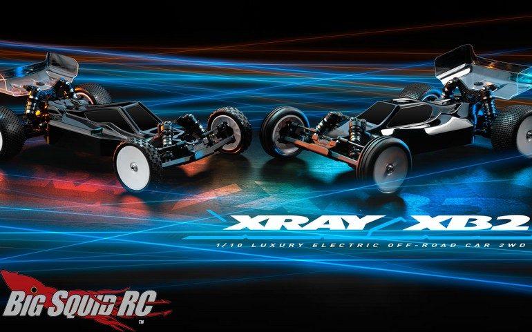 XRay RC XB2 2020 Buggy Kit
