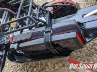 Amped RC Kevlar Battery Straps ARRMA 6S Trucks