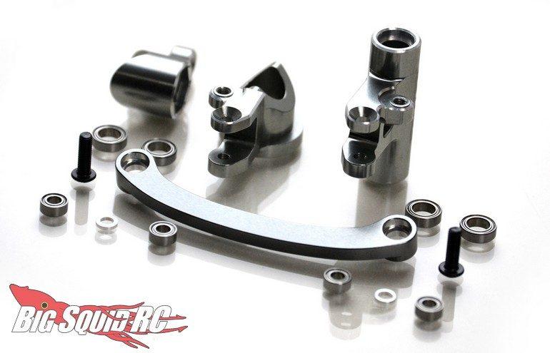Exotek Racing Losi TENACITY Heavy Duty Steering Set