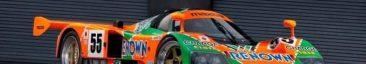 FBX Racing RC 5th Scale LMP Sport Body