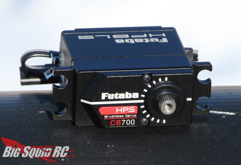 Futaba HPS-CB700 Servo Review