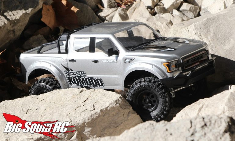 Gmade GS02 Komodo Double Cab TS Kit Review