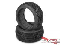 JConcepts Detox 8th Buggy Tires Aqua