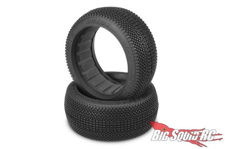 JConcepts Detox 8th Buggy Tires Aqua