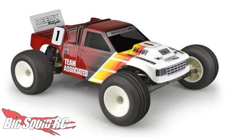 JConcepts Original Associated RC10T Team Truck Body