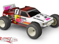 JConcepts RC10GT Authentic Clear Body