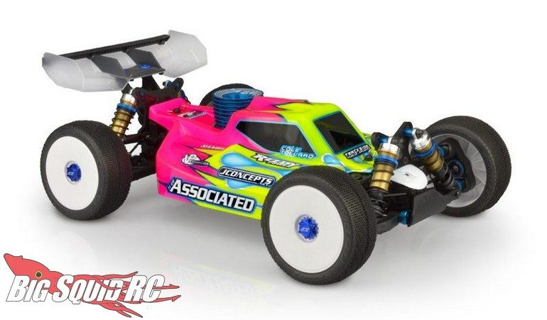 JConcepts S15 Body Associated RC8B3.1