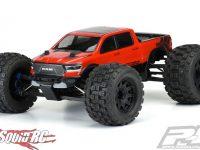 Pro-Line Pre-Cut 2020 Ram Rebel 1500 Clear Body